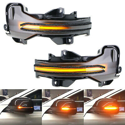 OEM Mirror Corner Lamp Turn Signal Lights for Ford Foucs 2009-2014 Euro Style