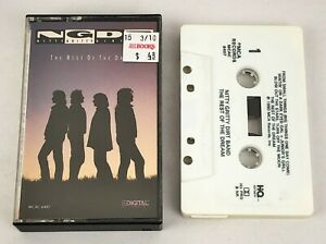 Nitty-Gritty-Dirt-Band-The-Rest-Of-The-Dream-Cassette-MCA-MCAC-6407-1990