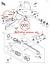 KX125 KDX220R Exhaust Manifold Gasket Repair Set Kawasaki KDX200 1987-2006