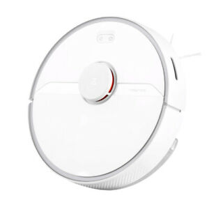 Roborock S6 Pure Robot Vacuum Cleaner and Mop with Adaptive Routing - White (In