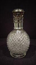 1 Lampe Berger Paris antik Kristall taillé multiple Facetten
