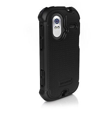 Ballistic Shell Gel Series Case for HTC Amaze 4G aka Ruby on T-Mobile - Black