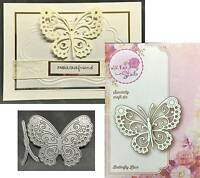 Butterfly Lace Die Wild Rose Studio Craft Dies Sd018 Animals,insects