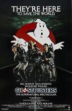 Ghostbusters, Bill Murray, Dan Aykroyd : 11 x 17 Style B movie poster print