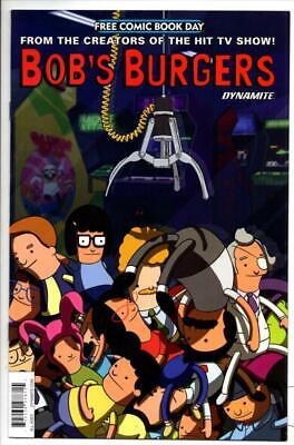 more Promo // items in store 2015 FCBD Squidward NM Bongo SPONGEBOB #1