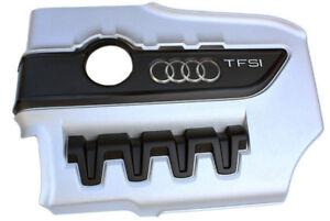 NEU-Tuning-Original-Audi-TTS-8J-TT-Motorabdeckung-VW-Golf-5-6-R-GTI-Motor-Cover