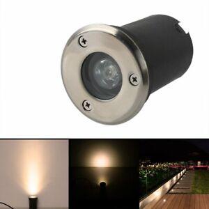 5W LED Bodeneinbaustrahler Gartenstrahler Bodenstrahler Außenleuchte IP67 230V