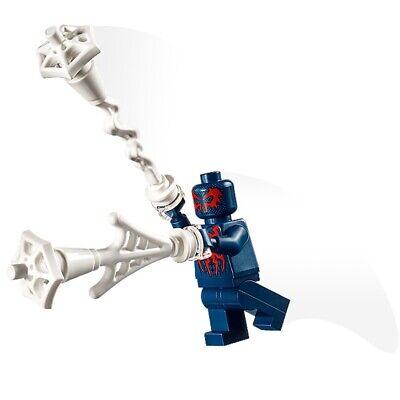 LEGO Super Heroes Spider Man Minifigure - Spiderman 2099 ...