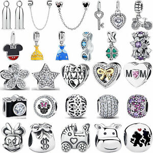 Wostu-European-DIY-Multiple-925-Sterling-Silver-Charm-Beads-Fit-Bracelet-Jewelry