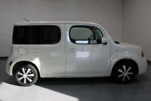 2010 Nissan Cube 1.8 S 6sp