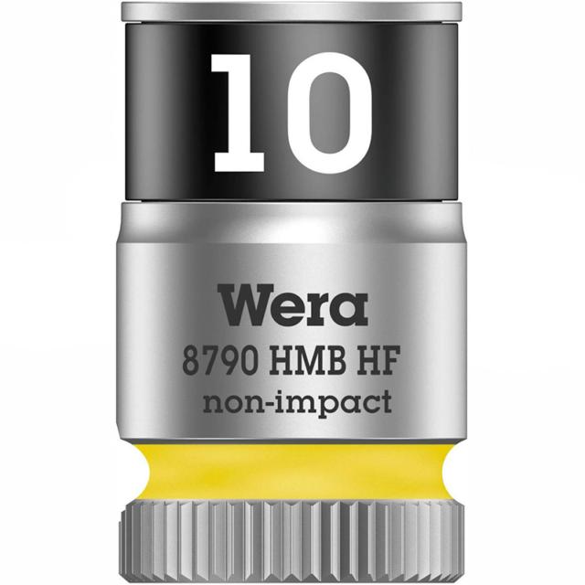 Wera Zyklop 8790 HMB 3//8-Inch Socket Hex Head 17mm x Length 29mm