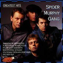 Greatest-Hits-von-Spider-Murphy-Gang-CD-Zustand-gut