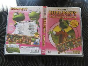 DVD-CARTONI-BUZZY-amp-POPPY-VOLARE-COME-UN-AQUILONE-RARO