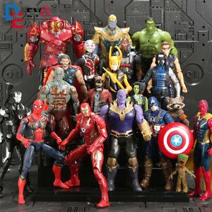 20pcs-set-Neu-Avengers-Infinity-War-Figuren-als-Marvel-Actionfigur-Spielzeug