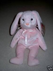 "TY Beanie Baby ""Hoppity"" The Bunny MWMT 5th - Errors"