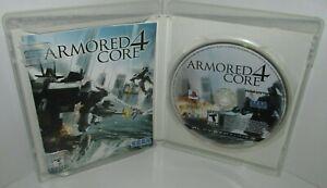 Armored-Core-4-Sony-PlayStation-3-2007-CIB-PS3