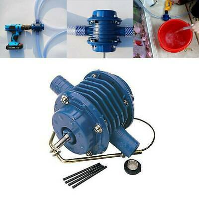 Household Small Pump Self-priming Hand Drill Water Pump Garden Tool Portable