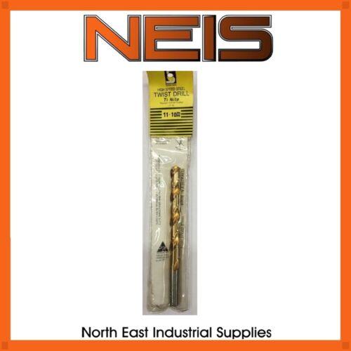 Ti Nite Twist Drill Jobber Drill Sutton Tools HSS 7.2mm 7.7mm 9.7mm 10.7-12.6mm