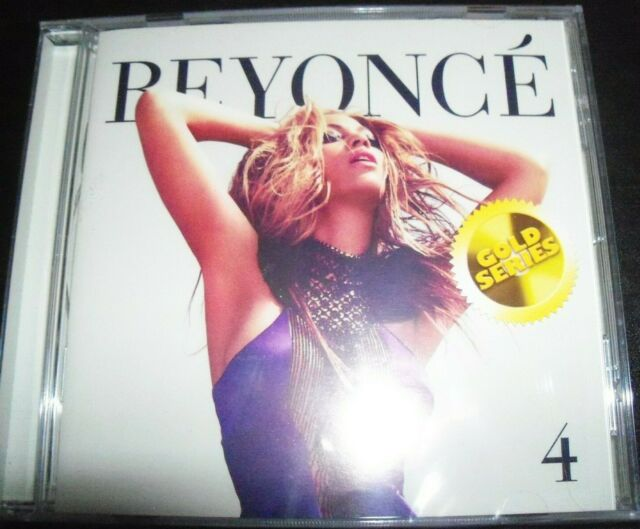 Beyonce 4 (Australia) (Gold Series) CD - New