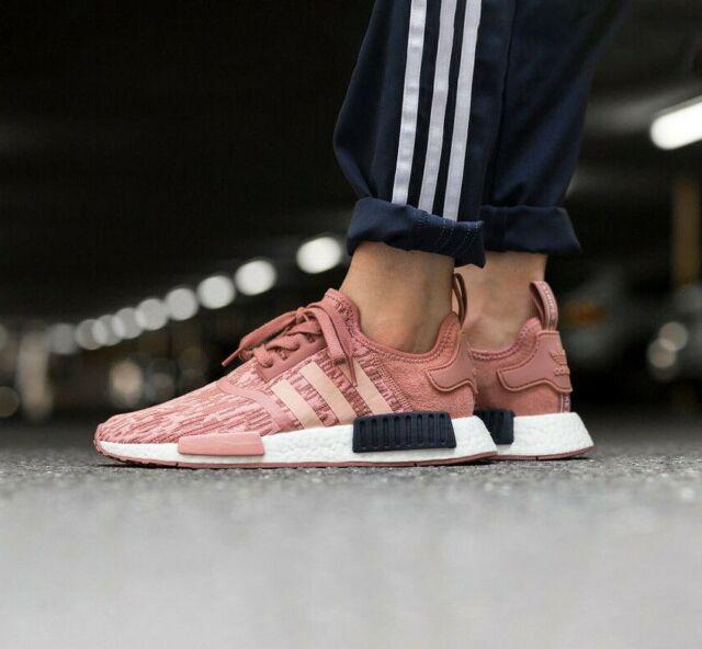 adidas nmd runner feminino rosa