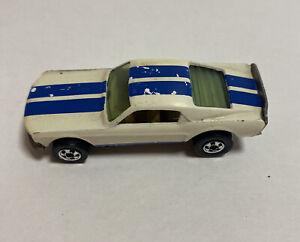 Hot wheels Vintage Mustang shocker GT 350 1974 Mattel, inc