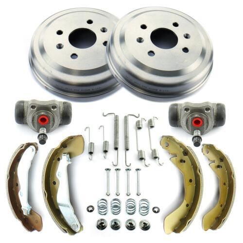 Radbremszylinder komplett Chevrolet Spark M300 Bremsbacken-Set Trommelbremse