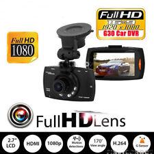 CamTRAX Car Dash Cam 1080 HD DVR Road Video Camera LED Screen Mount Kit