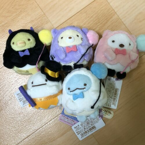 SAN-X Sumikko gurashi Halloween version 5 pieces set f//s w//tracking# JapanJapan