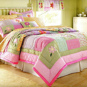 Pink Girl Bedding Twin