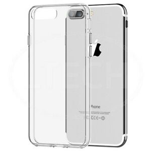 clear silicone iphone 8 case