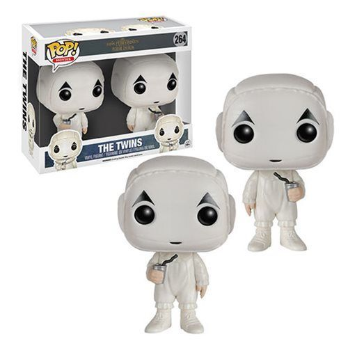 Funko POP Movies Miss Peregrine/'s Home for Peculiar Children Snacking Twins 264
