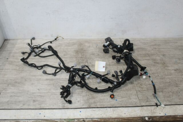 Wire Harness  Eng  Nissan Murano 17