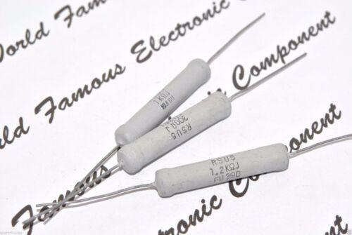30 ohm 1pcs RSU5 30R 5W 5/% Wire Wound Resistor