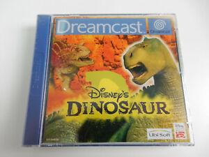Disneys Dinosaur / Dinosaurier für Sega Dreamcast - CIB - Komplett - Neu !