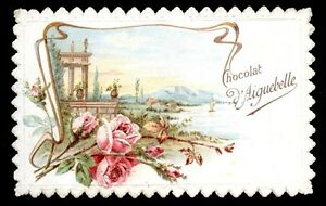 Chromo Aiguebelle-paysages Et Fleur Denteles 2 1alpcrct-07231714-774333010
