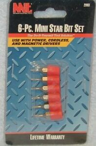 6-Pc-Mini-Star-Bit-Set-Fits-all-power-drills