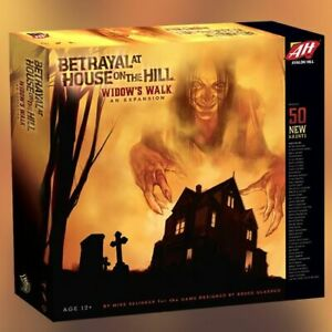 Avalon-Hill-Betrayal-at-House-on-the-Hill-Widow-039-s-Walk