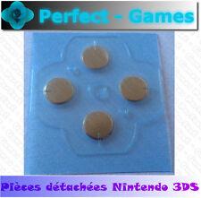 pastilles touches boutons direction electro button D-pad set nintendo 3DS