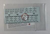 Peddinghaus 1/72 Deutsche Reichspost German Postal Service Wwii Markings 2155