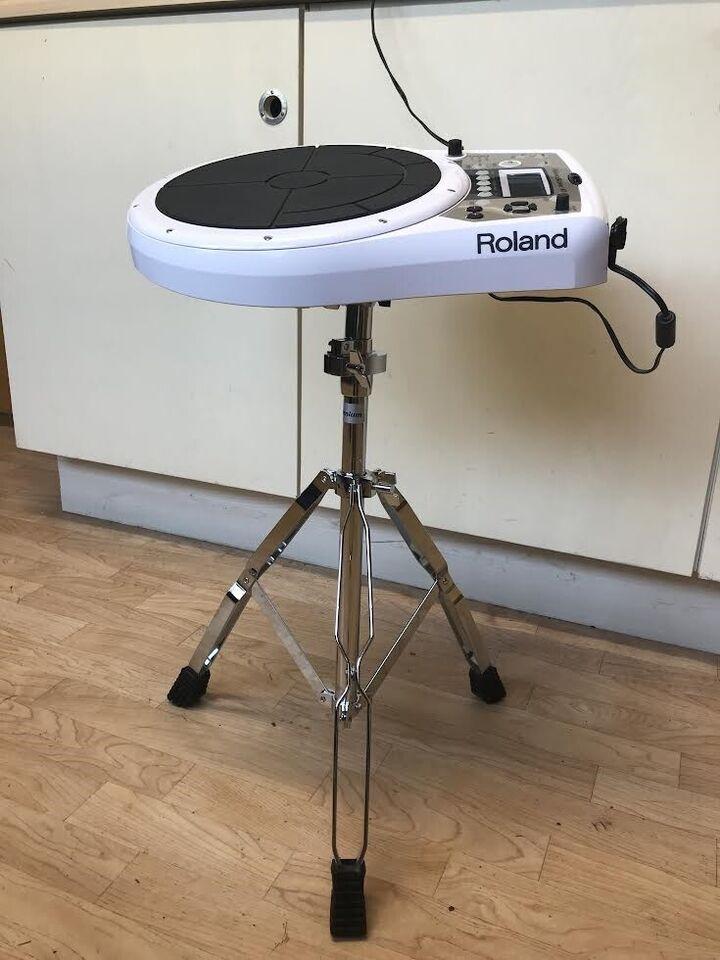 Elektronisk percussion, Roland Handsonic 10