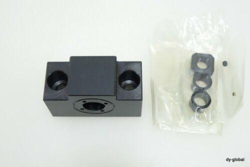 THK NIB EK8 EK08 Ball Screw Fixed Side parts bearing Housing Unit BRG-I-822=5A12