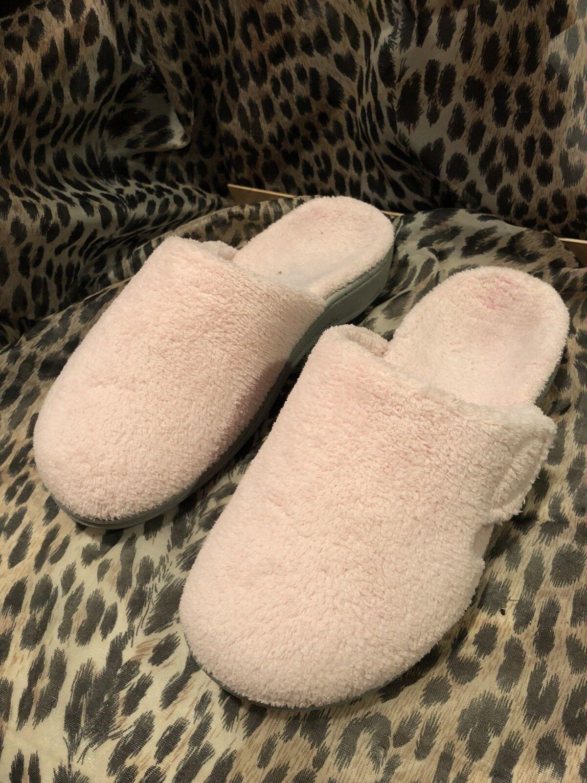 ORTHAHEEL 26GEMMA Orthaheel Womens Gemma Mule Slippers Pink Size 7 US 37-38 EU