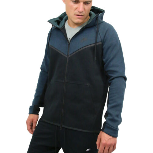 Nike Sportswear Tech Fleece Windrunner Hoodie Feleecejacke Sweat Jacke Herren   eBay