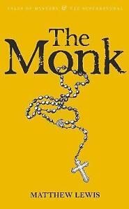 The-Monk-by-Matthew-Lewis-PAPERBACK-BOOK-NEW-9781840221855-FREE-P-amp-P