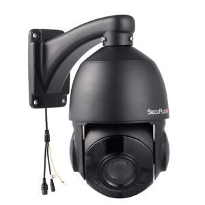 46e2b1dc52e 5MP PTZ IP Camera HD 2592x1944 Pan Tilt 30x Zoom Speed Dome Camera ...