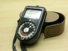 Weston Master Universal Exposure Light Meter