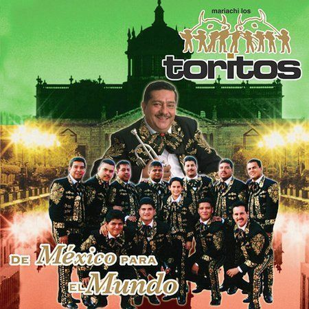 Mariachi Los Toritos : De Mexico Para El Mundo CD