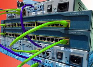 Cisco Home Lab Kit for v2.0 Lab CCENT CCNA  addon Lab