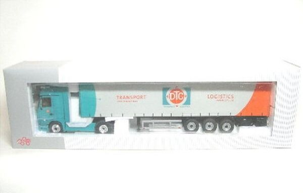Mercedes-Benz Actros Semirremolque Dtc Transporte Logistics