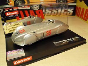 Carrera 27356-mercedes Benz W125 ** Stromlinie ** Avus 1937-brand New In Box.-afficher Le Titre D'origine
